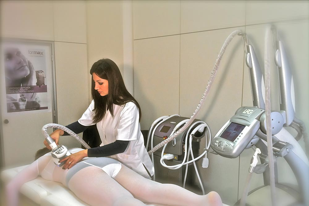 lpg endermologie trattamento corpo Swiss Pro Age Lugano
