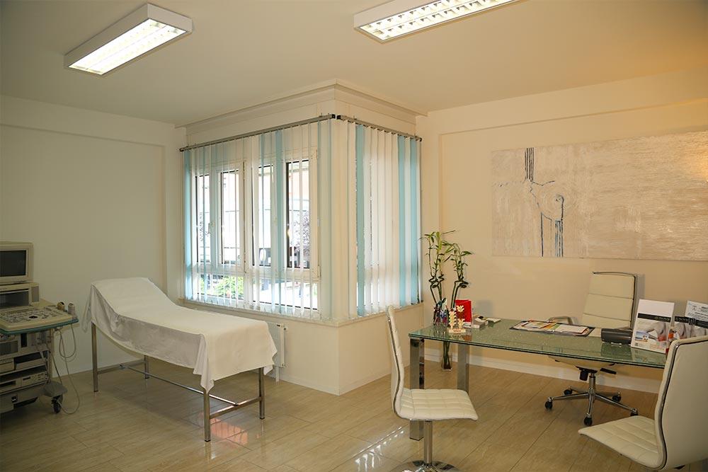 sala consulenze Swiss Pro Age Lugano