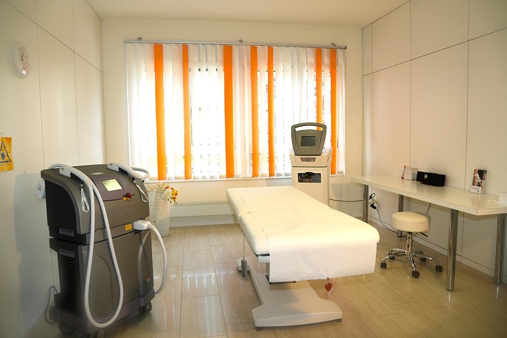 trattamenti epilazione luce pulsata Swiss Pro Age Lugano