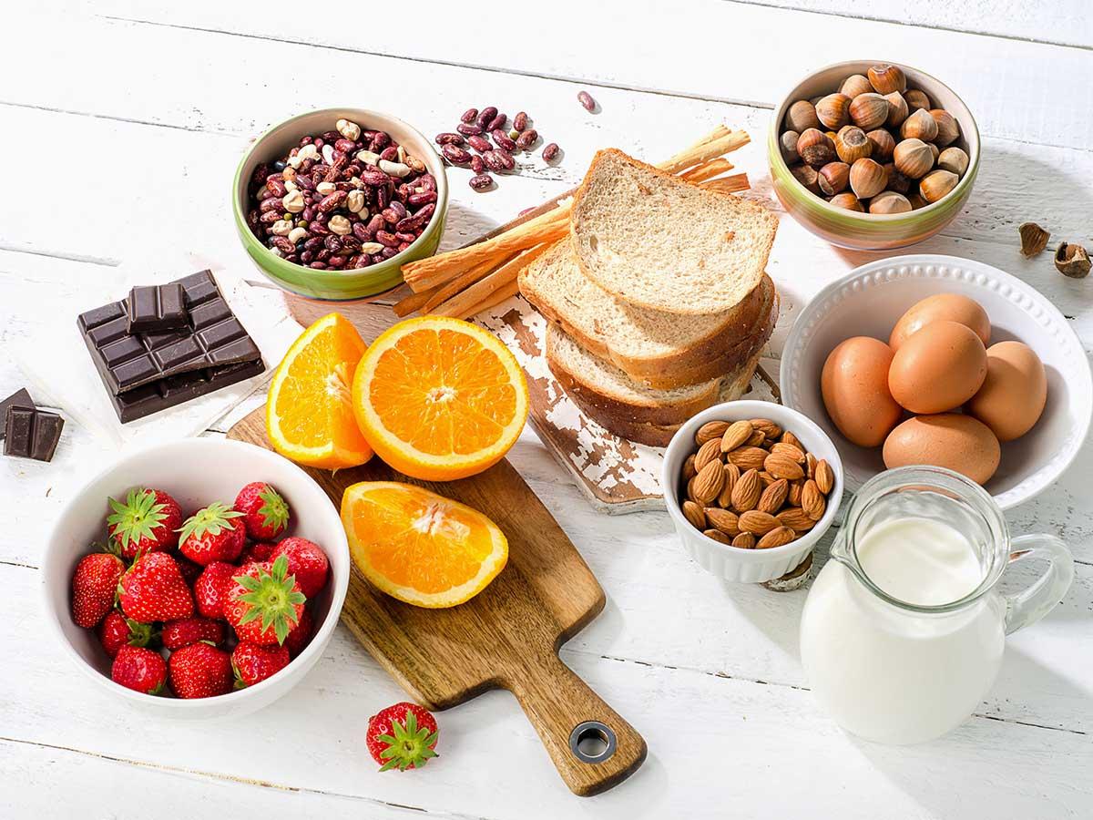 biorisonanza per curare allergie alimentari