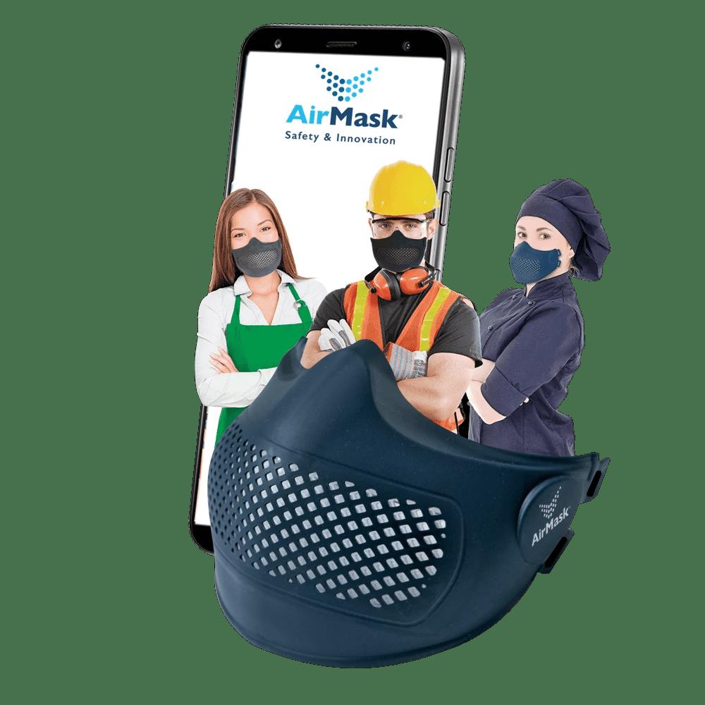 AirMask® è un un dispositivo medico e un Dispositivo di protezione individuale