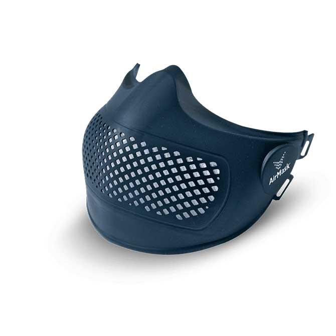 Mascherina protettiva facciale AirMask mascherina tecnologica Svizzera Canton Ticino