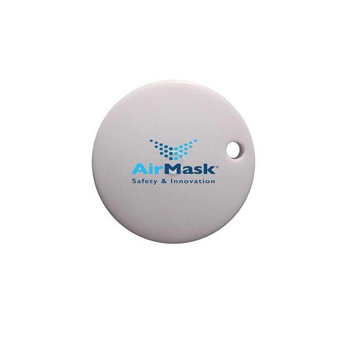 sensore per mascherina intelligente tecnologica iBeacon Canton Ticino